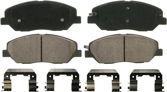 Disc Brake Pad Set-QuickStop Disc Brake Pad Rear Wagner ZD1284