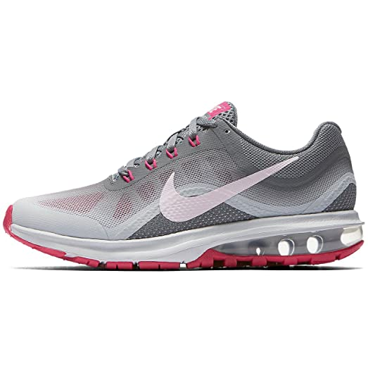 Nike Air Max Dynasty White/Grey Running Shoes Women