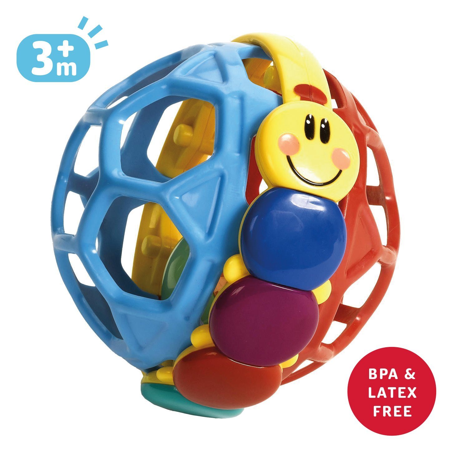 Amazon Baby Einstein Bendy Ball Baby Toy Balls Baby