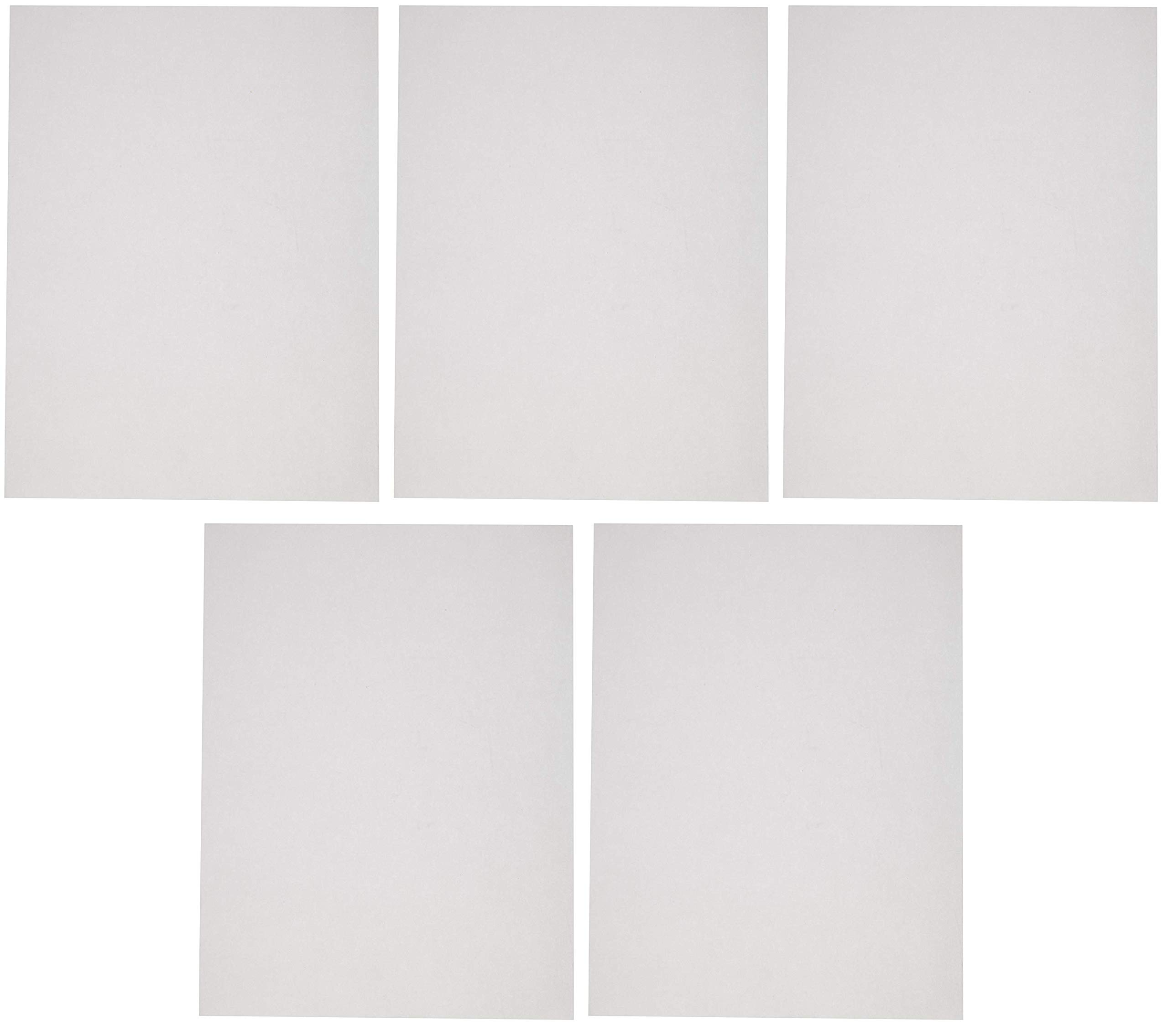 Sax Sulphite Drawing Paper, 50 lb, 9 x 12 Inches, Extra-White, Pack of 500 (Вundlе оf Fіvе)