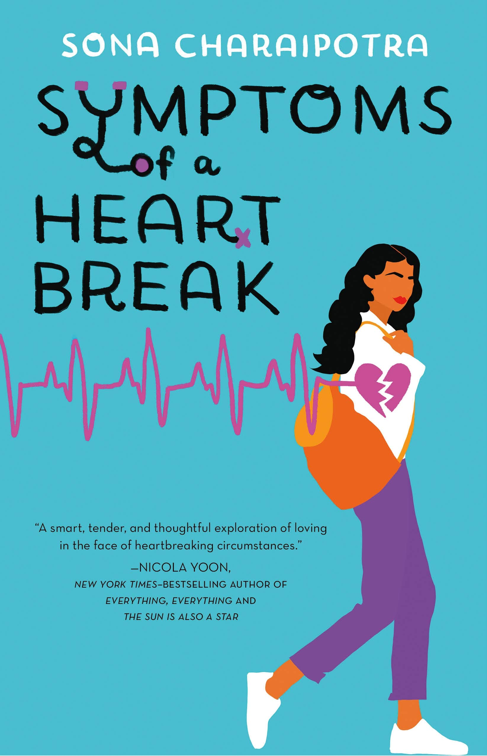 Symptoms of a Heartbreak by Sona Charaipotra