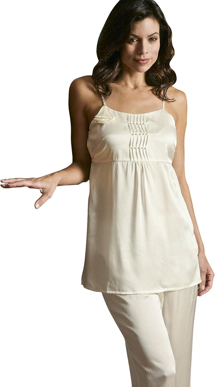 Schweitzer Linen Pearla Pajamas