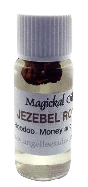 Angelleesa | Jezebel Root Herbal Infused Magickal Incense Oil