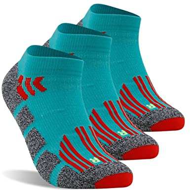 f2dddfd0aa Image Unavailable. Image not available for. Color: Compression Socks,  LANDUNCIAGA Trail Running ...