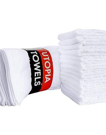 Utopia Towels - Toallitas (Paquete de 24, 30 x 30 cm) Paño de
