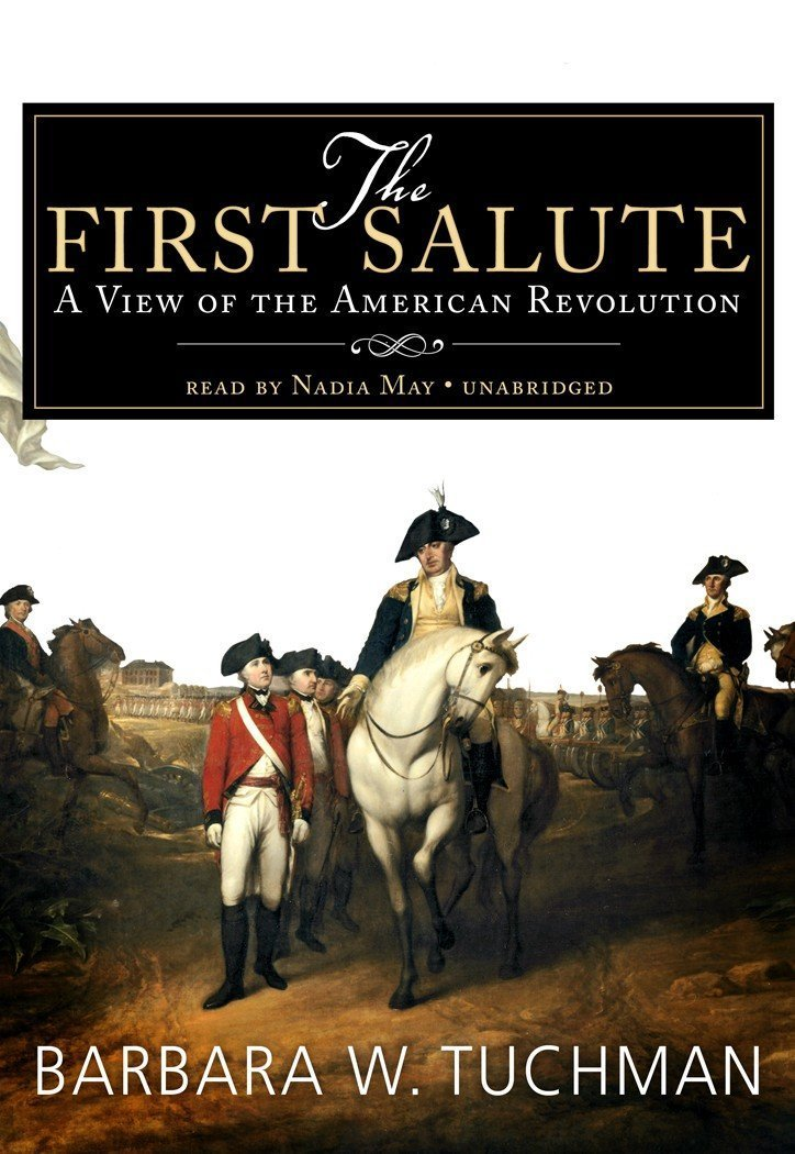 The First Salute: A View of the American Revolution pdf