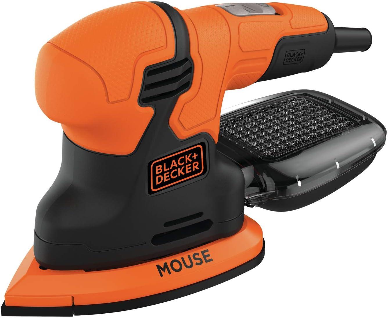 BLACK+DECKER BDEMS200C 1.2A Mouse Sander