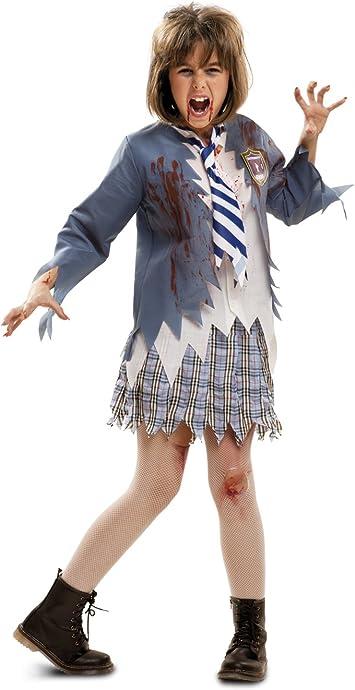 My Other Me Me-201915 Disfraz de estudiante zombie chica para niña ...