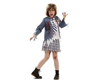 My Other Me Me-201914 Disfraz de estudiante zombie chica para niña ...