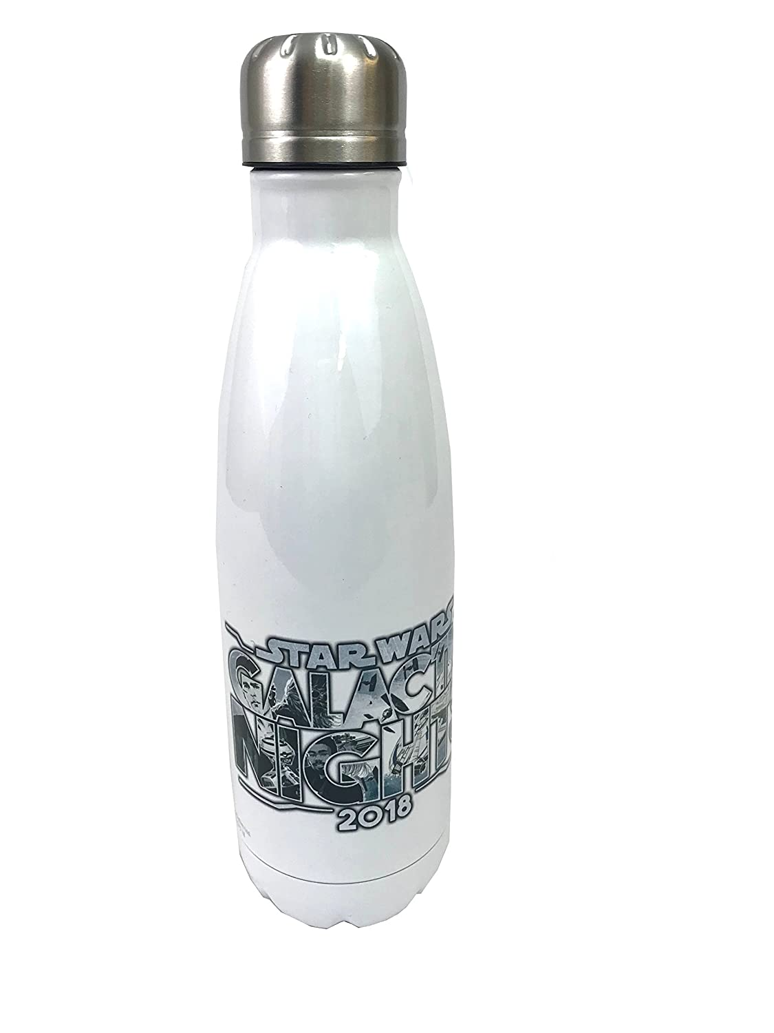 Disney Parks Star Wars Galactic Nights 2018 Exclusive Water Bottle Stainless
