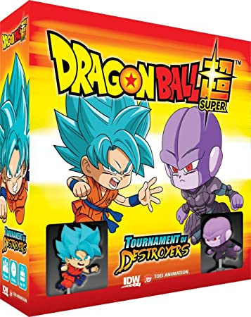 Amazon Com Dragon Ball Super Tournament Of The Destroyers Toys
