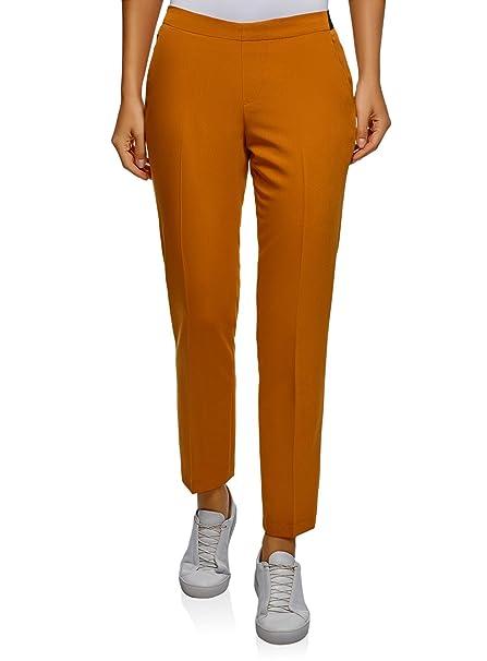 Amazon Cotone Classici Amazon Donna Pantaloni QrxoChBdts
