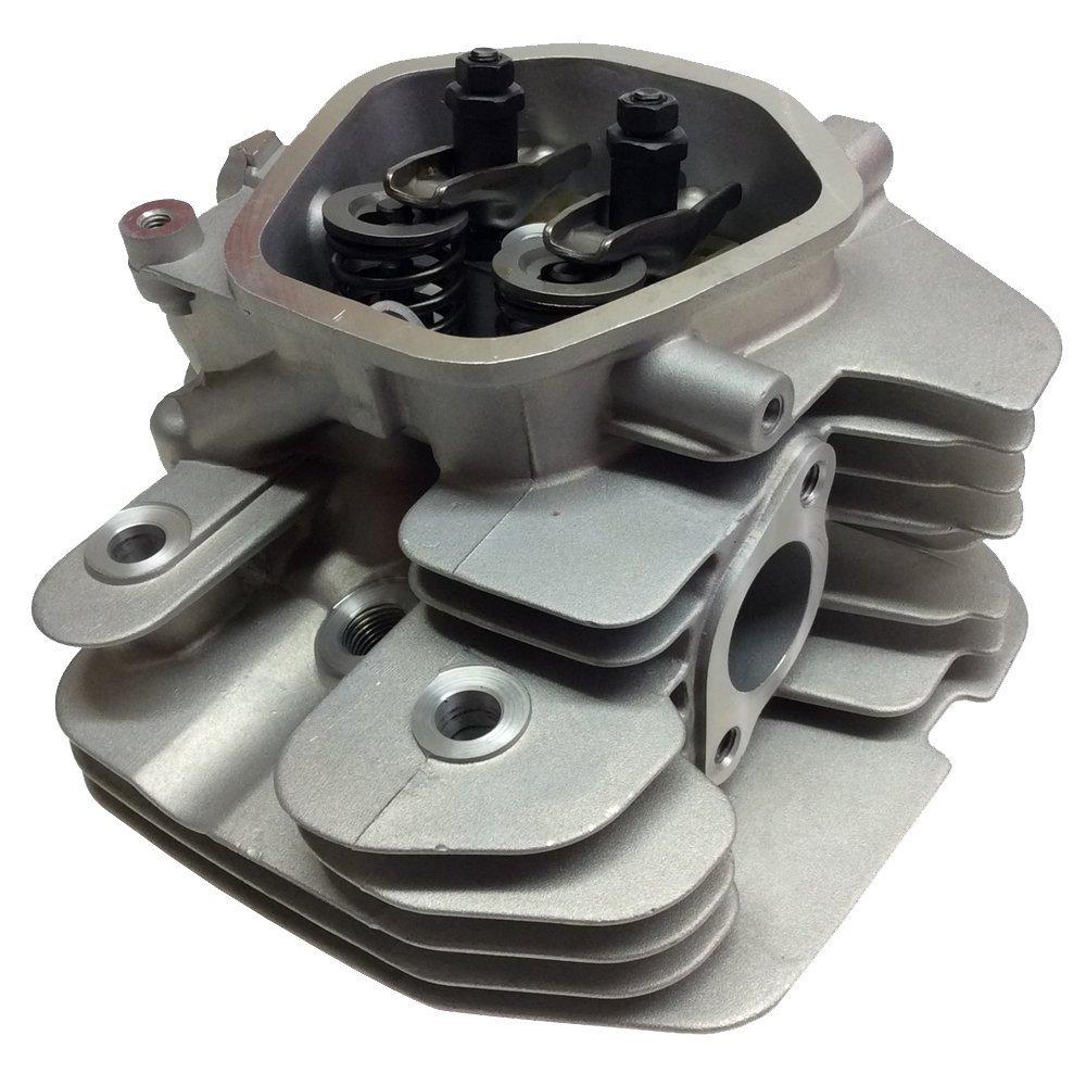 Cylinder Head Assembly For HONDA GX240 GX270 Parts 12200-ZH9-405, 12391-ZE2-000, 12251-ZH9-000