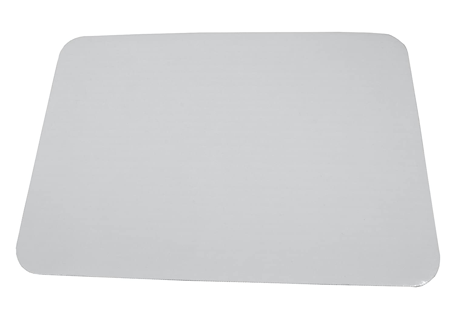 "B003LMK6IU Southern Champion Tray 1149 Corrugated Greaseproof Single Wall Cake Pad, Quarter Sheet, 14"" L x 10"" W Bright White (Case of 100) 71uYQ7-WrSL"