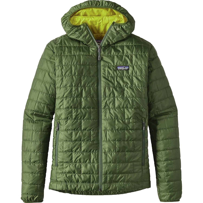 パタゴニア アウター ジャケット&ブルゾン Patagonia Nano Puff Hooded Insulated Jac Glades Gre 1rj [並行輸入品] B075K4JW6X