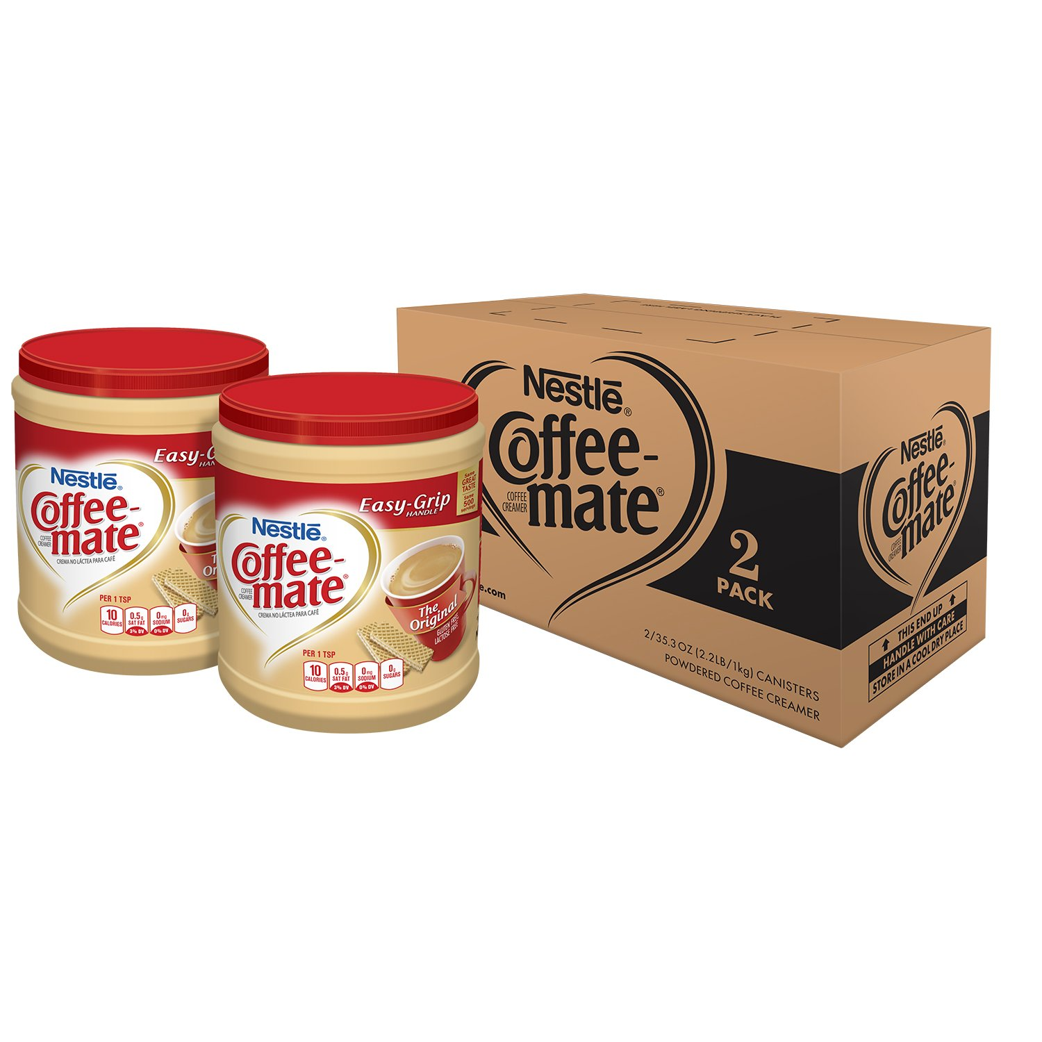 Coffee-mate Original Powder Coffee Creamer, 35.3 Ounce, 2 Count