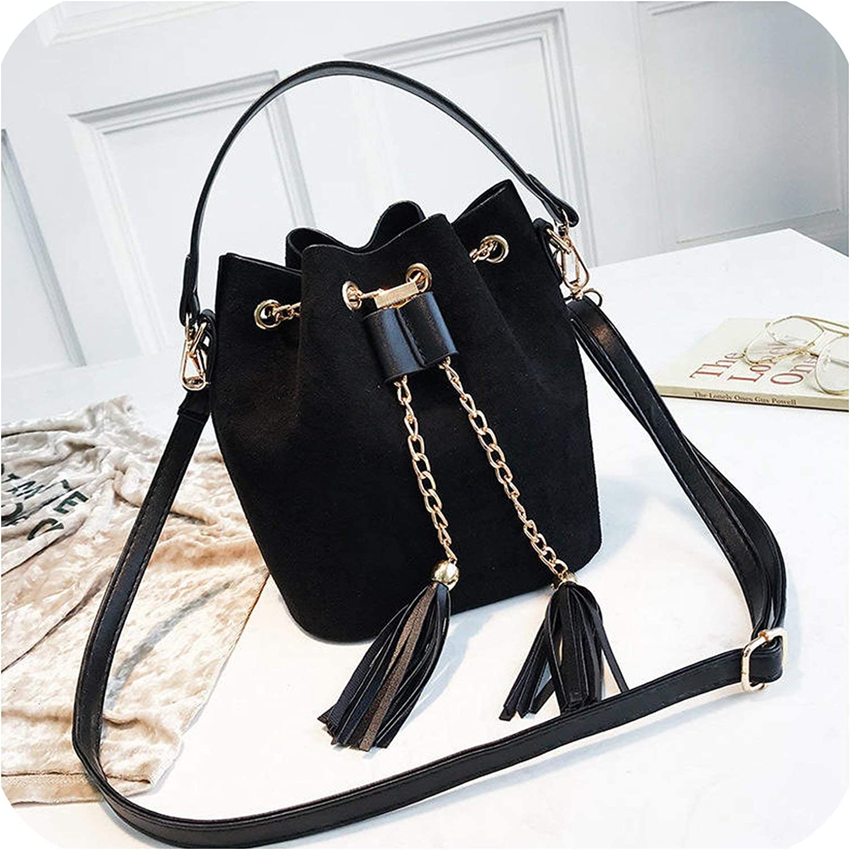 Women Suede Shoulder Bags...