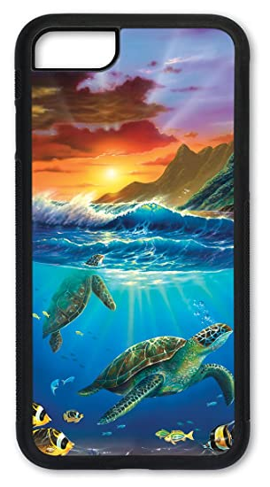 newest 1da6a 5a3b6 Cell Phone Case/Cover for Apple iPhone 6 Plus / 6S Plus (Larger Size  iPhones) - Sea Turtles