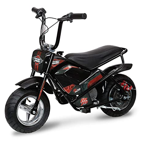 Amazon.com: Monster Moto MM-E250-PR Black/Red/Pink Watt 250 ...