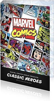 IMPACTO COLECCIONABLES Marvel - Colección Héroes Clásicos ...