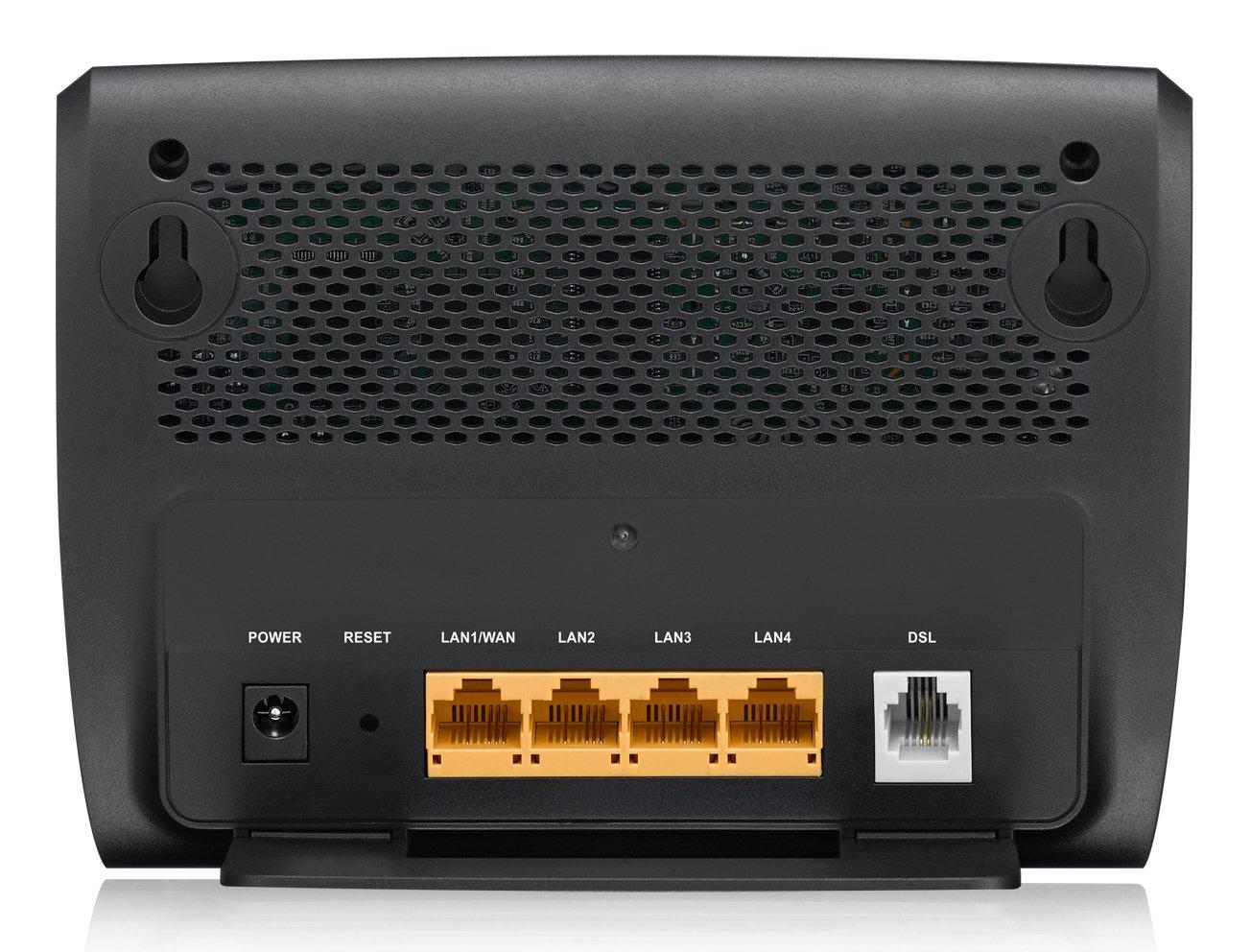 Zyxel wireless n300 adsl2 gateway u2013 annex a: amazon.de: computer