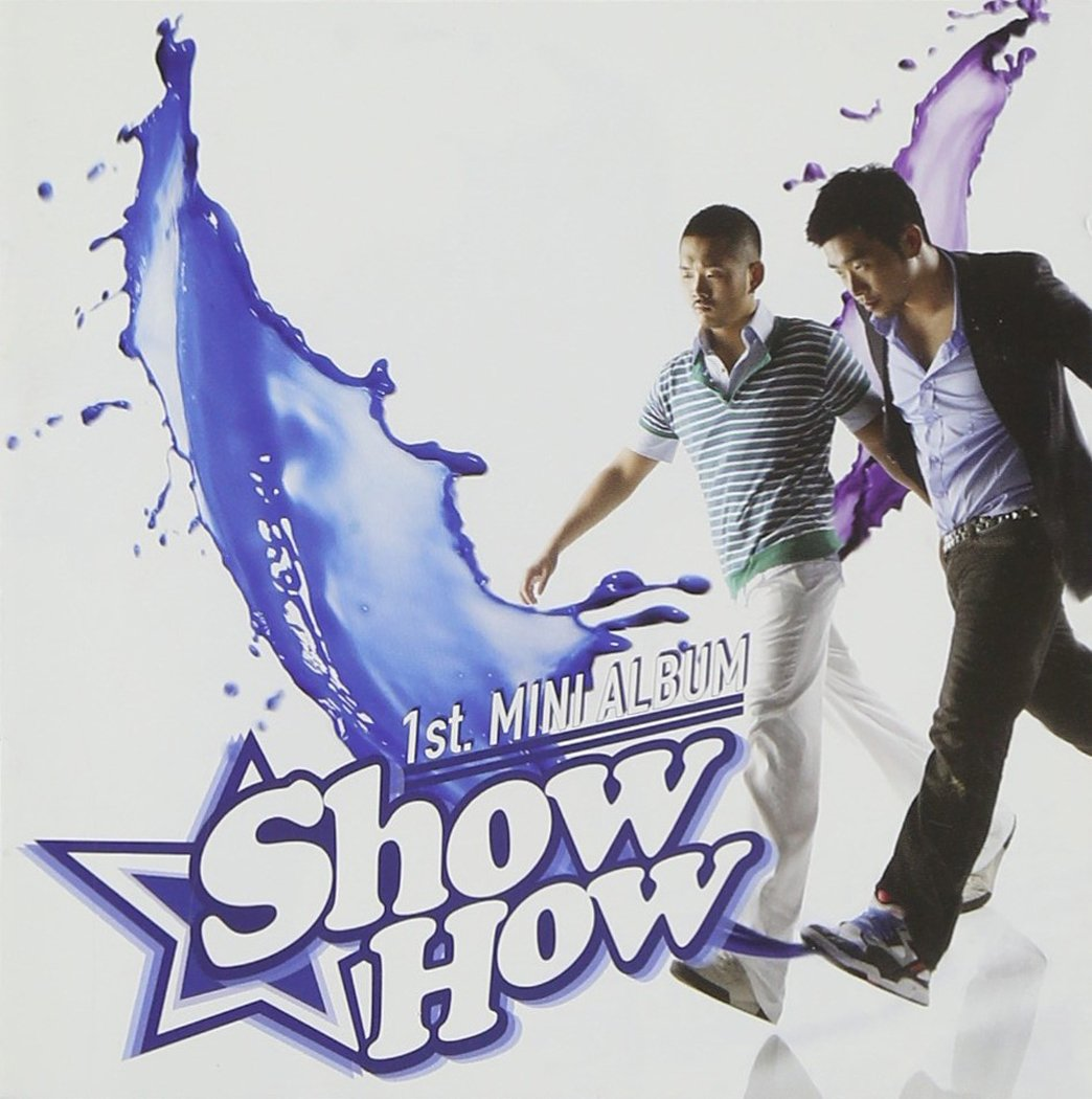 CD : Show How - Show How (CD)