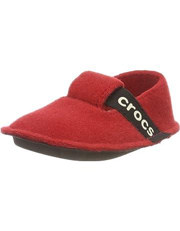ad89f66e75ba Crocs Unisex  Classic Slipper Kids Open-Back