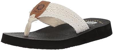 89eee0597c Amazon.com | Yellow Box Women's Kali Sandal | Sandals