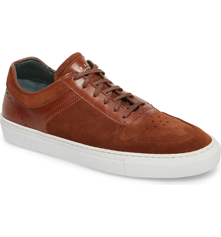 [テッドベーカー] メンズ スニーカー Ted Baker London Burall Sneaker (Men) [並行輸入品] B07F3D9XYZ