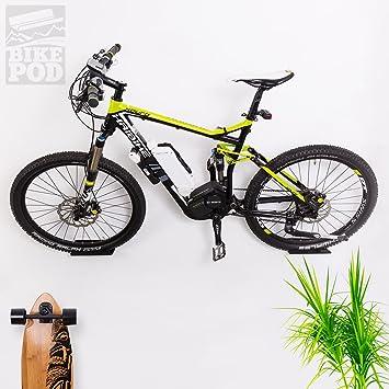 Wandkings Bikepod Wandhalter Schwarz Fur 1 Fahrrad Rennrad