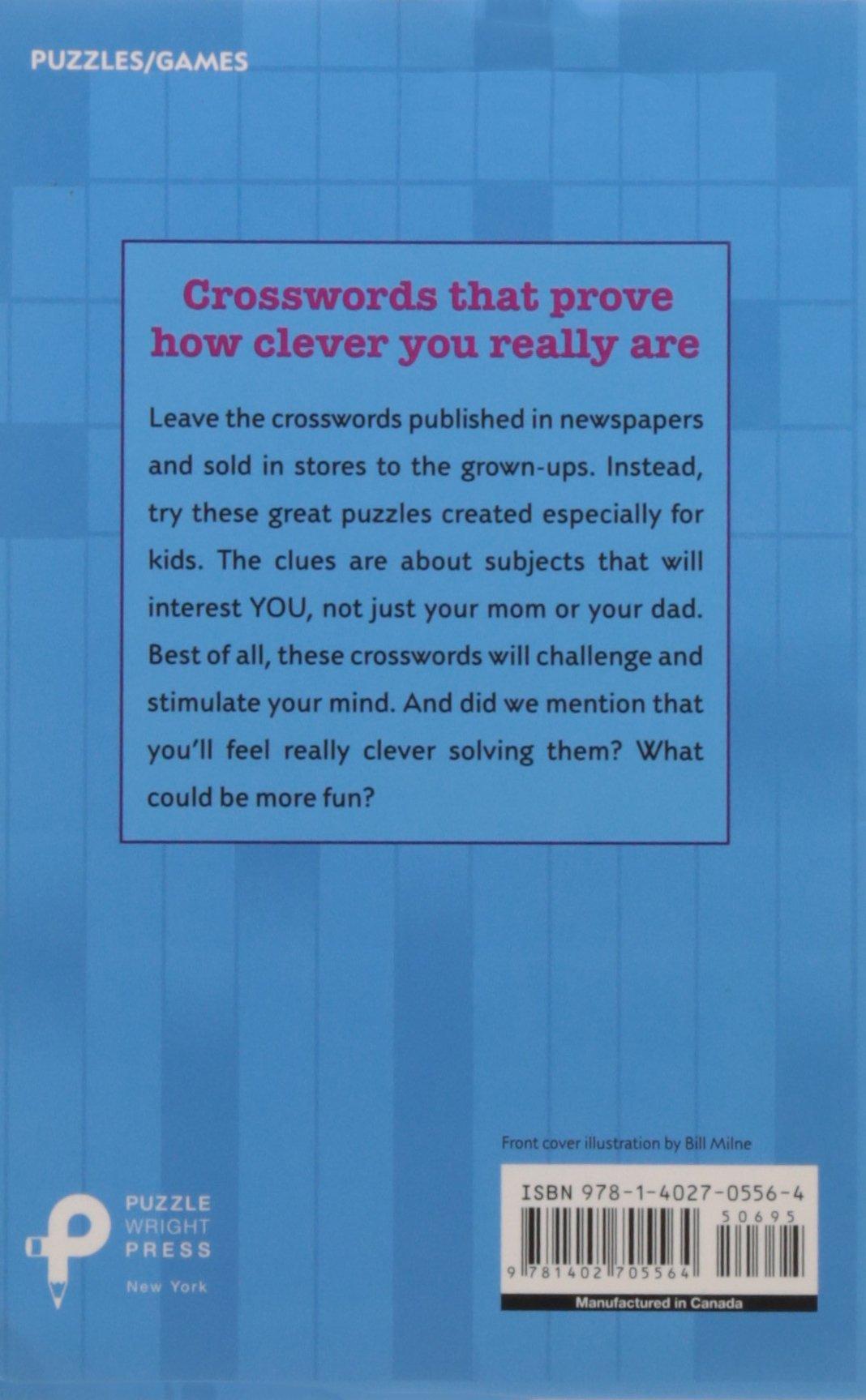 Clever Crosswords for Kids