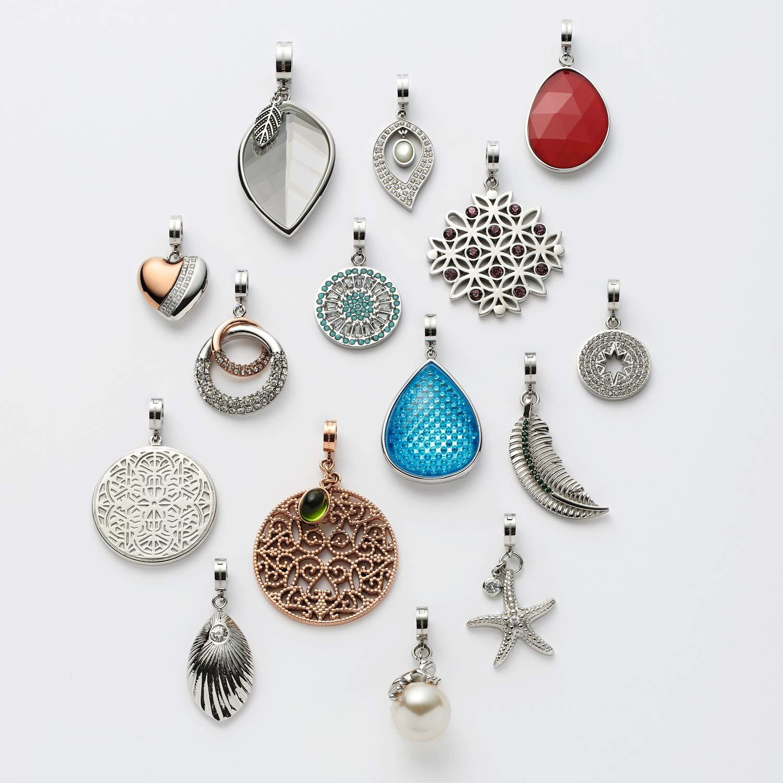 Jewels by Leonardo Femme Acier Pendentif 16850