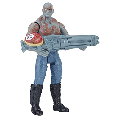 Marvel Avengers: Infinity War Drax with Infinity Stone: Toys & Games