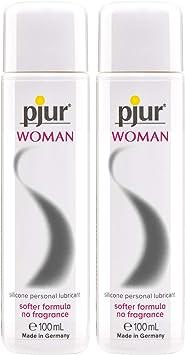 Pjur - Lubricante corporal, para mujer, (Pack de 2): Amazon.es: Salud y cuidado personal