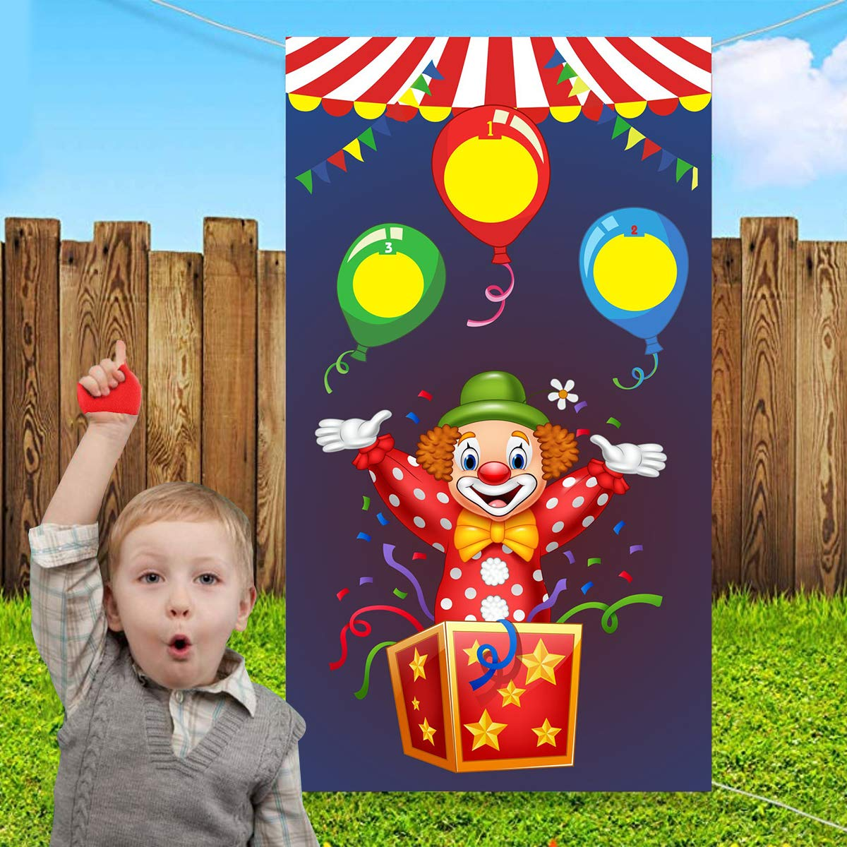 Halloween Carnival Games For Kids.Amazon Com Molecole Halloween Carnival Games Carnival Party