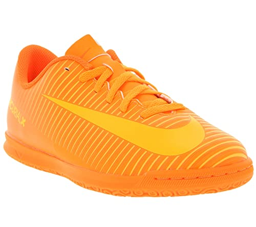 sale retailer bf7c2 1a40c Nike 831953-888, Scarpe da Calcetto Bambino, Arancione (Total Orange/Bright