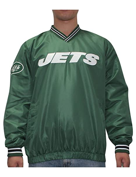 san francisco 2e23c 0317c Amazon.com : A-Team Apparel NEW YORK JETS Fall/Winter Wind ...
