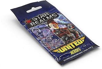 Star Realms United Heroes: Amazon.es: Juguetes y juegos