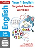 Collins Ks1 Revision and Practice - New Curriculum - Year 1 English Targeted Practice Workbook