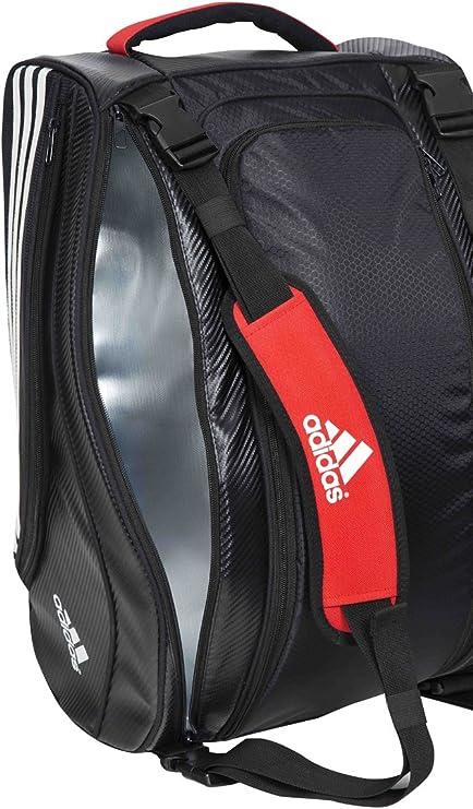 Paletero Adidas Powe Bag Black: Amazon.es: Deportes y aire libre