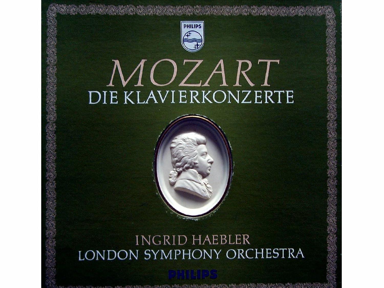 Mozart: Die Klavierkonzerte [Vinyl Schallplatte] [12 LP Box-Set]:  Amazon.de: Musik