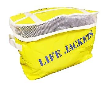 Norestar Life Jacket Storage Bag, Life Vest Holder, For Boat