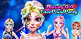 Beauty Girls Face Paint Party
