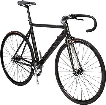 Pure Cycles Keirin Pro Elite 6000 Bicicleta de Pista Completa de Aluminio: Amazon.es: Deportes y aire libre