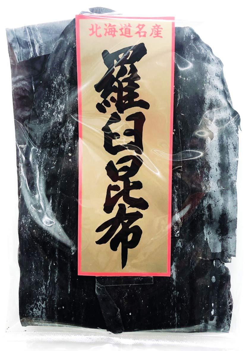 Dried Kelp from Hokkaido Japan. Kelp stock is the basis of Japanese cuisine. (RAUSU KOMBU for soup stock 5.3oz(150g).)