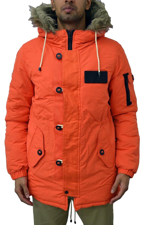 Mens Branded Parka Coats | Covu Clothing
