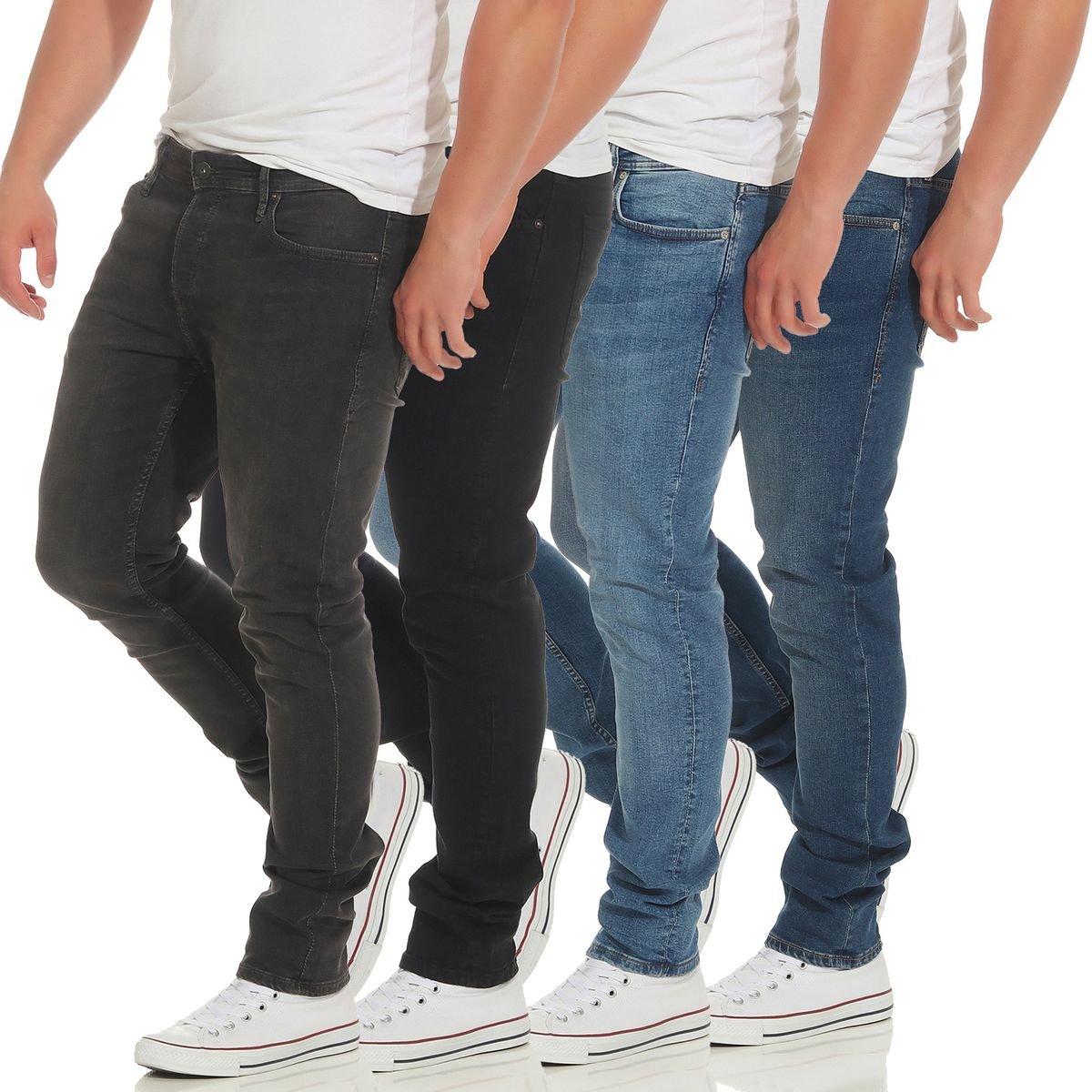 9c4e50cbd22a9e JACK & JONES Herren Slim Jeans: Amazon.de: Bekleidung