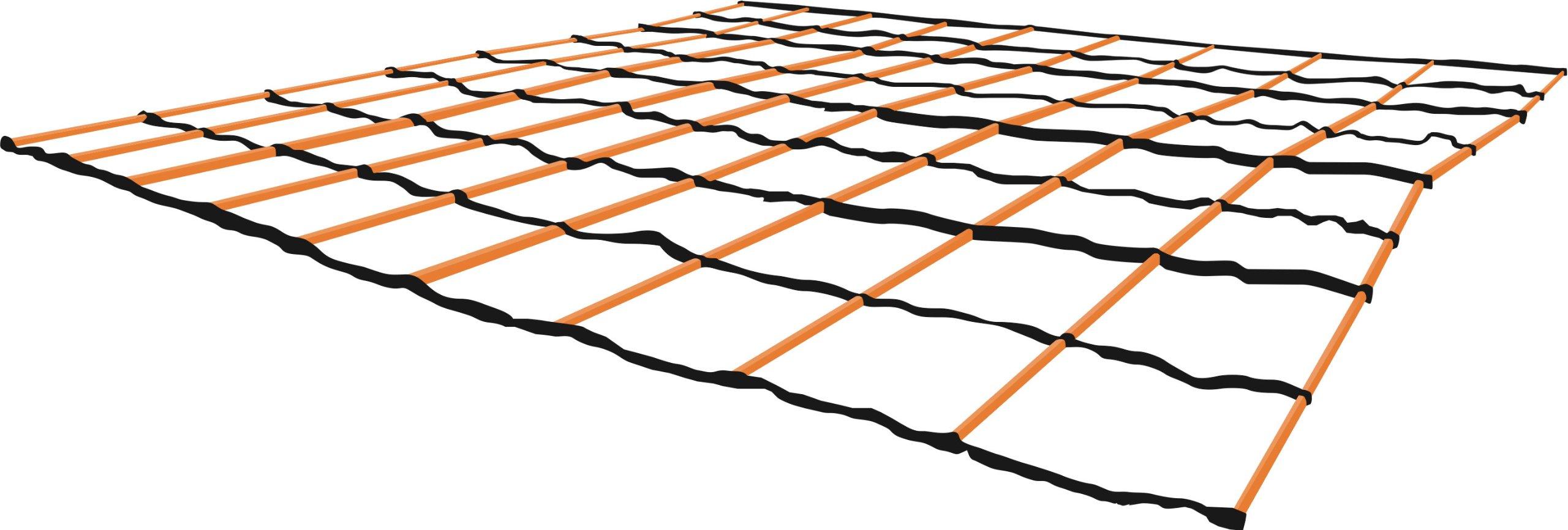 Champion Sports Agility Ladder Training Maze