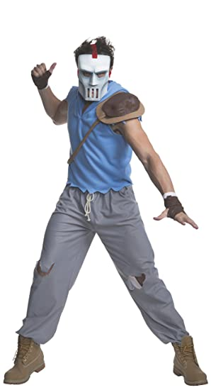 Disfraz de Casey Jones Las Tortugas Ninja para hombre ...
