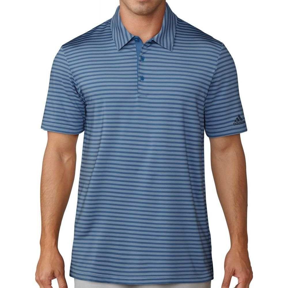 (アディダス) adidas メンズ ゴルフ トップス Ultimate365 2-Color Stripe Golf Polo [並行輸入品] B0793JFT37 XL